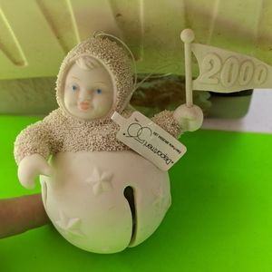 Collectible 2000 Snowbabies bell